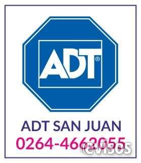 Alarmas adt en san juan 0264-4662055