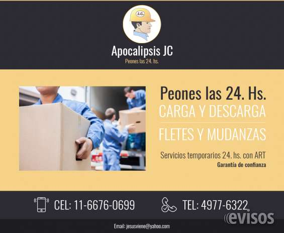 Personal de limpieza 24hs. para oficinas whatsapp 1166760699