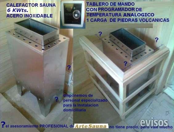 Fotos de Saunas calefactores generadores-vapor, fabrica directo #arts 5