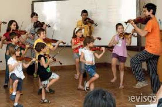 Clases de violin filosofia suzuki