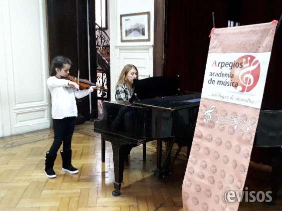 Clases de violín & piano filosofía suzuki