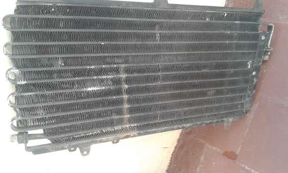Radiador usado aire acondicionado renault 18 total 500 pesos