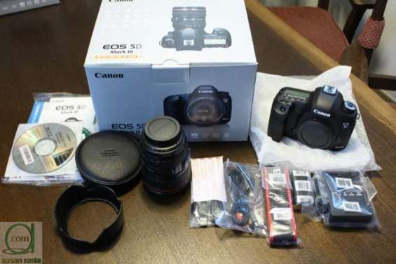 Canon 5d mark iii nuevo