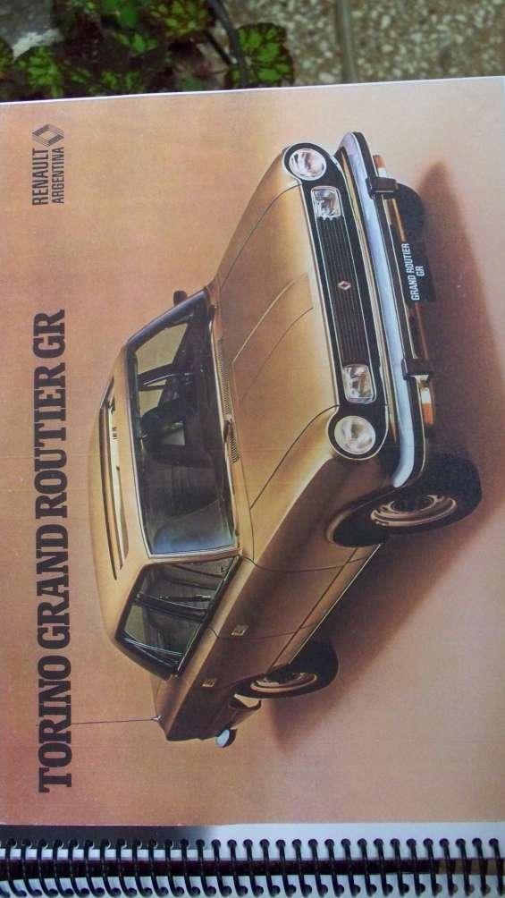 Manual de taller ( suplemento) torino gr-zx coupe
