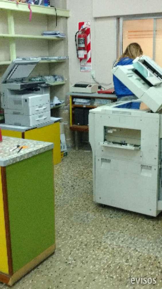Impresoras y fotocopiadoras servicop