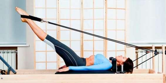 Clases de pilates reformer