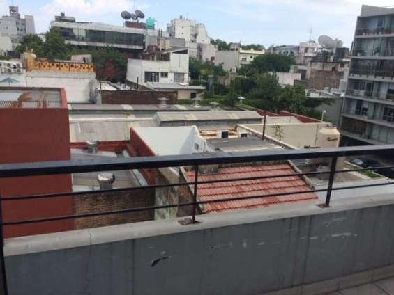 Fotos de Palermo venta monoambiente tipo loft doble altura humboldt 1600 9