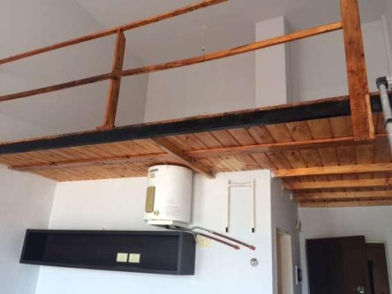 Fotos de Palermo venta monoambiente tipo loft doble altura humboldt 1600 8