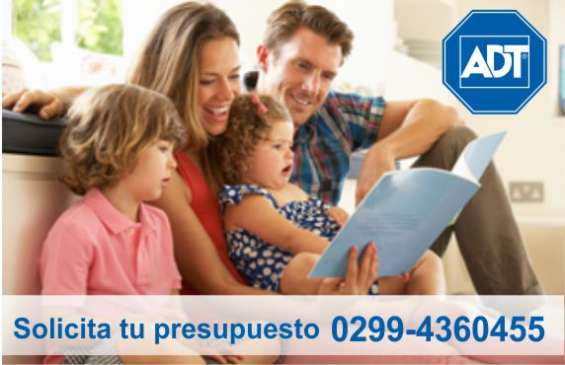 Adt neuquén 0299-4360455 / toda la provincia