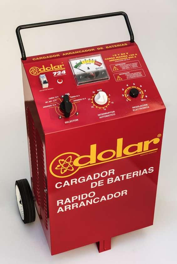 Cargador arrancador modelo 724 dolar