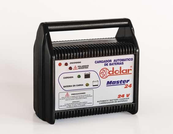 Cargado automatico master 24v
