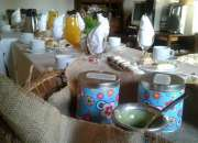 eventos de té a domicilio