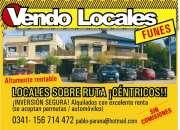 LOCALES: DUEÑO FINANCIA,CENTRO FUNES,SIN GASTOS