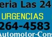 Cerrajeria temperley 4264-4583 trabajamos con casas y autos