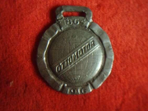 Medalla publicitaria ottomotor 1864 - 1916