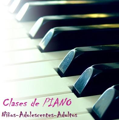 Clases de piano. ingreso a conservatorio y licenciaturas