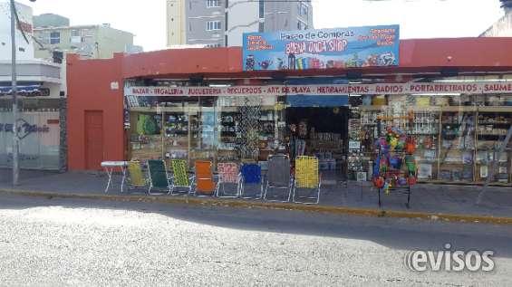 Vendo comercio bazar juguetería playa en san bernardo