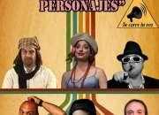 Show para eventos humor stand up chistes personajes-Buenos Aires