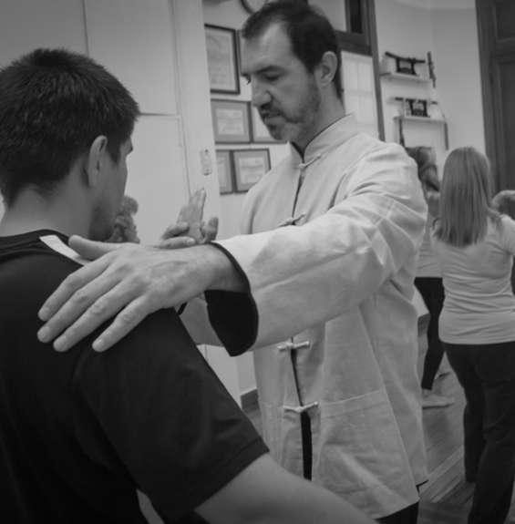 Instructorado de tai chi chuan 2018 en palermo