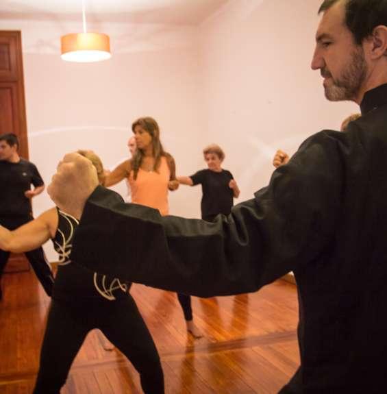Instructorado de chi kung 2018 en palermo