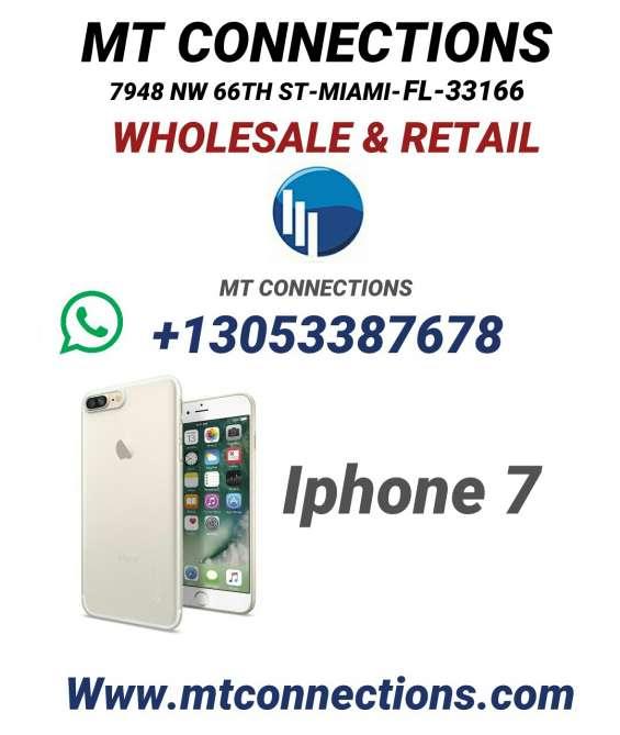 Se vende iphone 7 al mayor y menor