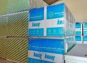 Placas de yeso KNAUF 2,40m; 2,60m y 3m, venta mayorista / minorista. Rosario