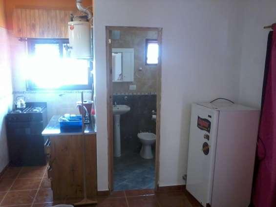 Alquiler villa gesell 1 ambiente para 2 personas