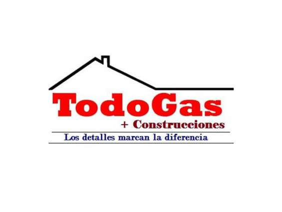 Instalaciones de gas natural construcciones
