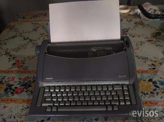 Maquina de escribir, electrica