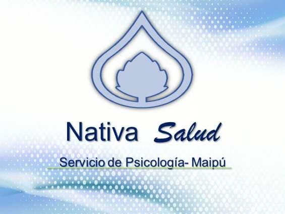 Nativa salud- servicio de psicología en maipú