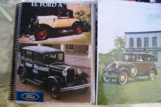 Fotos de Manual de taller  ford a + 1928-1931