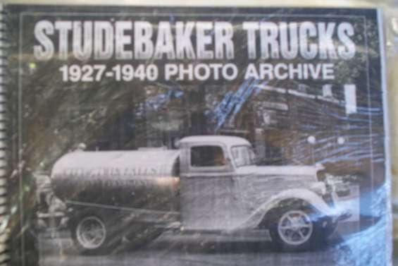 Historial grafico camiones studebaker