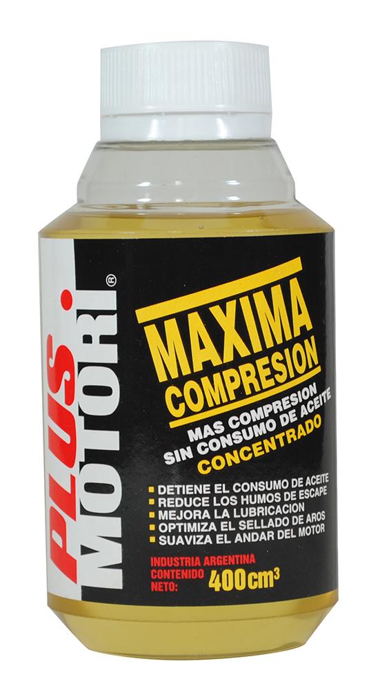 Máxima compresión aceite - plus motori
