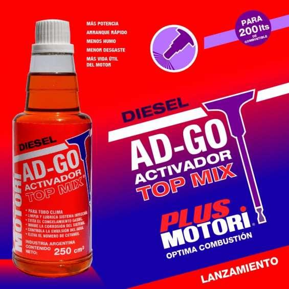 Activador - diesel gas oil - plus motori ad go