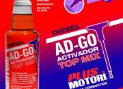 Activador Combustible Diesel - Gas Oil - Plus Motori AD GO