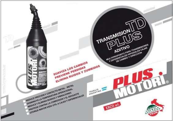 Aditivo multipropósito caja de cambio anti zumbido - plus motori