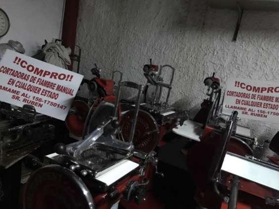 Fotos de Compro cortadoras manuales berkel 2