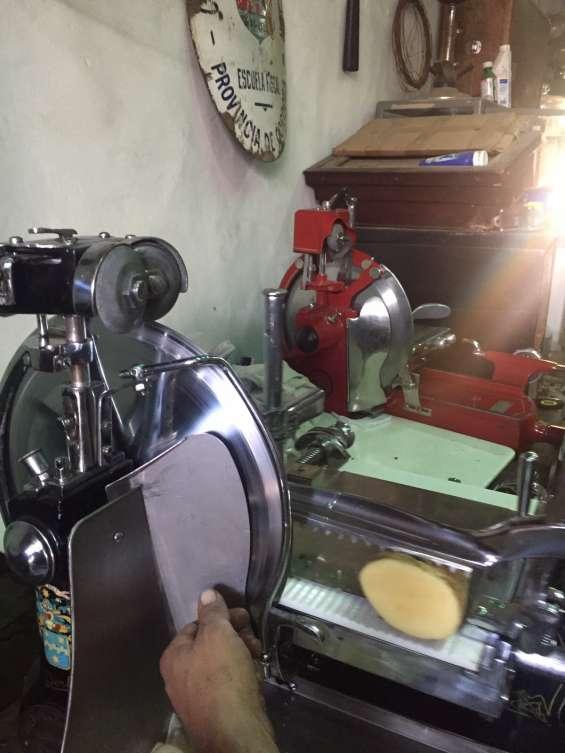 Fotos de Compro cortadoras manuales berkel 4