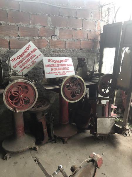 Fotos de Compro cortadoras manuales berkel 1