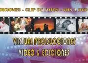 Filmaciones de eventos -edicon audiovisual