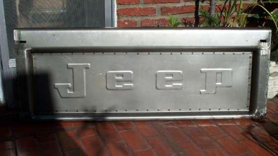 * vendo porton nuevo de jeep gladiator * 1964-1975 *