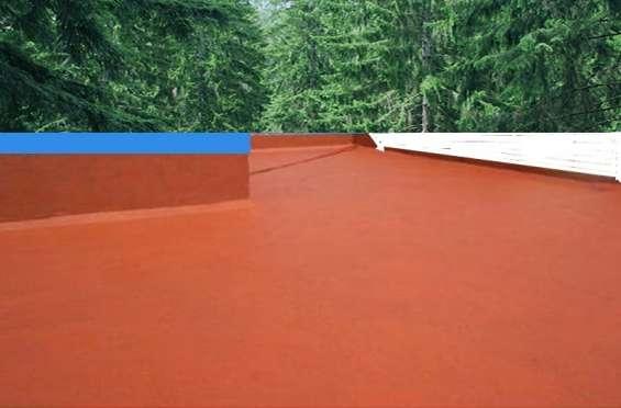 Terrazas d.r.y. techos & filtraciones