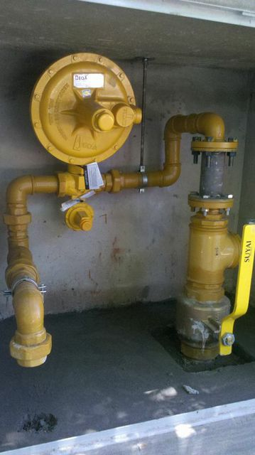 Gasista tramites gas natural ban