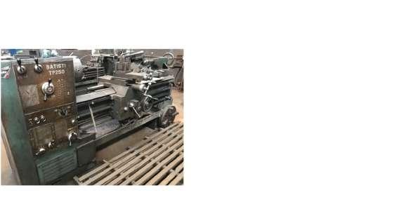 Torno batisti – tp-250 / e/p 1.500 mm