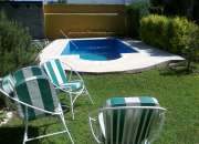 Casa Carlos Paz, pileta, cochera, aire acondicionado, wi-fi