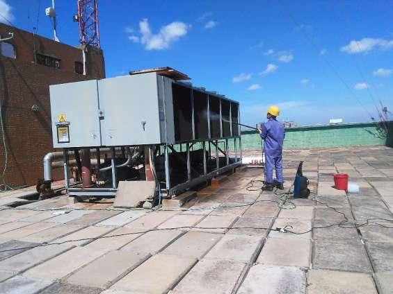 Servicio técnico especializado en aire acondicionado y calefacción central