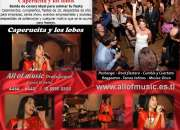 Banda de covers para fiestas shows musicales cant…