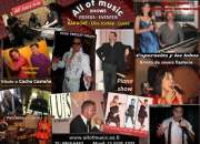Shows musicales para fiestas eventos