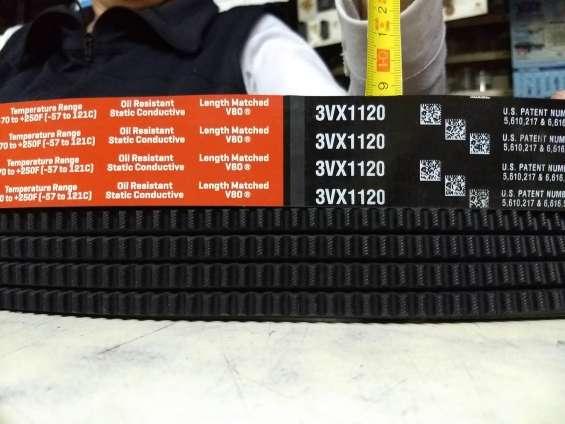 Vendo correa gates nueva power band 3vx1120