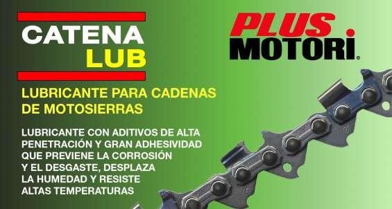 Catena lub lubricante cadena motosierra plus motori